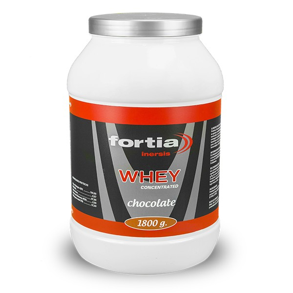 Whey Concentrated Chocolate